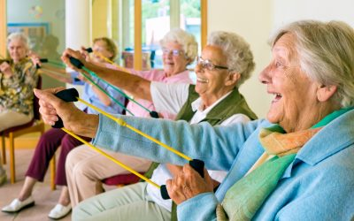 Keeping Active: Benefits of Exercise in Older Adults
