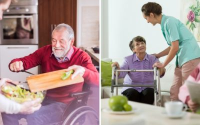 Live in Home Care or Care Home: Which is Better?